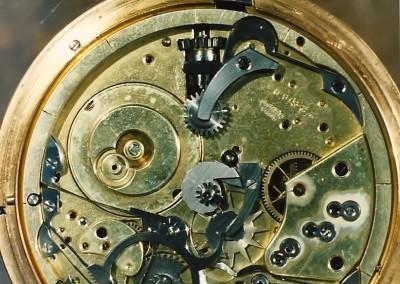 Antiquités Horlogères - Montre en or répetition dés 5 minutes